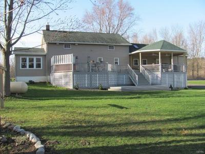 Auburn Single Family Home A-Active: 2321 Reyer Road