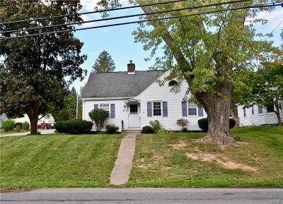 Single Family Home A-Active: 44 West Oneida Street