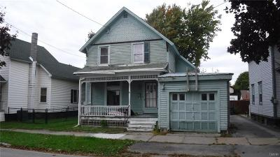 St Lawrence County Single Family Home A-Active: 924 Knox Street