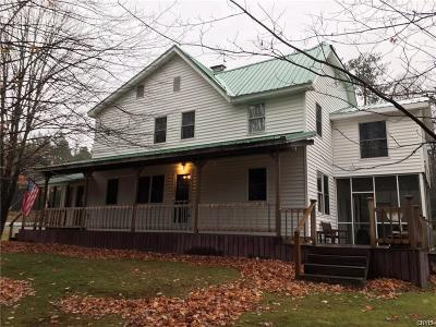 Oneida County Single Family Home A-Active: 12086 Nys Route 28
