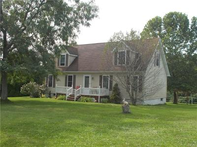 Cato Single Family Home A-Active: 11507 State Route 176