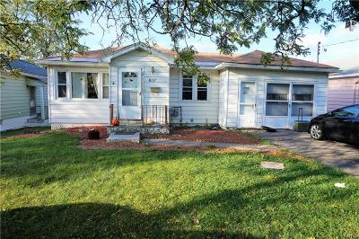 Syracuse Single Family Home A-Active: 607 Mountainview Avenue