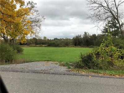 Jefferson County, Lewis County, St Lawrence County Residential Lots & Land A-Active: Co Route 5 Lot A