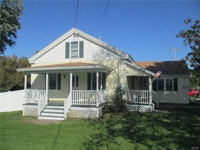 Syracuse Single Family Home A-Active: 5133 Kasson Road