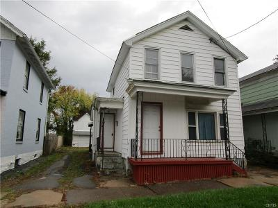 Utica Single Family Home A-Active: 5 Walker Street