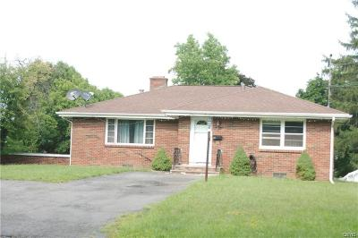 Syracuse Single Family Home A-Active: 101 Terrace Circle