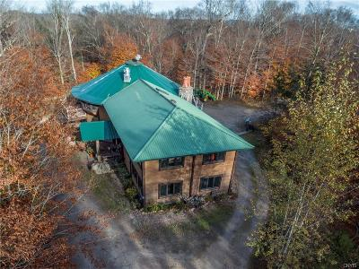 Herkimer County Single Family Home A-Active: 2518 Stillwater Road