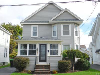 Herkimer County Single Family Home A-Active: 334 Gray Street
