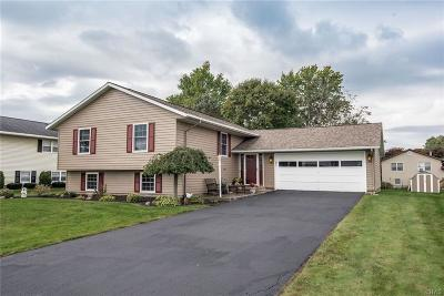 Rome Single Family Home A-Active: 7993 Brookside Drive