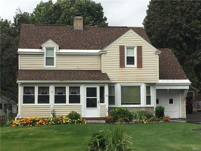 Syracuse Single Family Home A-Active: 106 Meadow Road