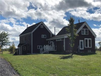 St Lawrence County Single Family Home A-Active: 1200 State Highway 184