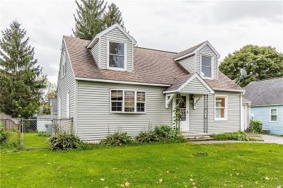 Syracuse Single Family Home A-Active: 115 Circle Road