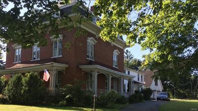 Oneida County Single Family Home A-Active: 50 Seneca Avenue