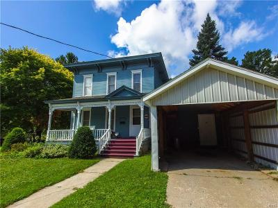 St Lawrence County Single Family Home A-Active: 133 Clinton Street