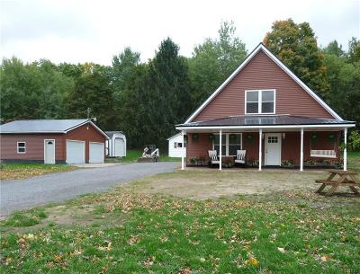 Jefferson County, Lewis County Single Family Home Active Under Contract: 5772 Us Route 11