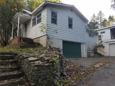 Single Family Home A-Active: 118 Brinkerhoff Hill Road