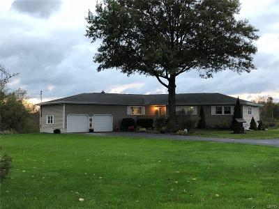 Mexico Single Family Home A-Active: 2640 State Route 104