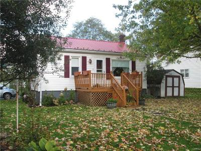 St Lawrence County Single Family Home A-Active: 30 Jefferson Street