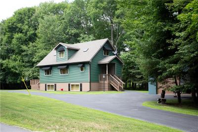 Old Forge Single Family Home A-Active: 130 Spruce Drive