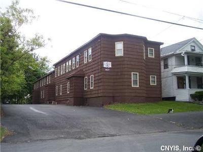 Syracuse Multi Family 5+ A-Active: 827 Park Street