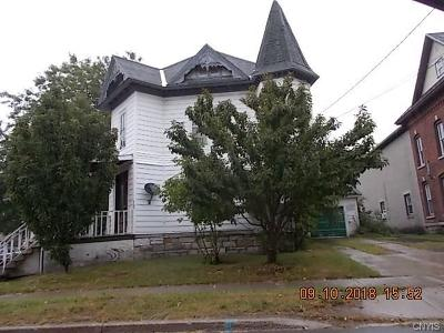 Jefferson County, Lewis County Multi Family 2-4 A-Active: 232 North School Street