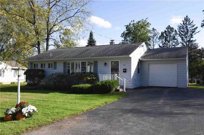 NEW HARTFORD Single Family Home A-Active: 65 Root Street
