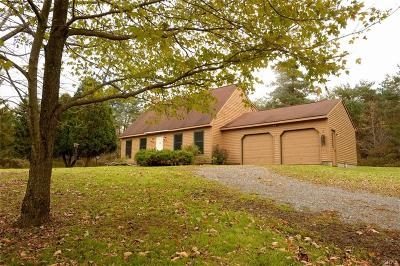 Madison County Single Family Home A-Active: 3985 Benedict Road