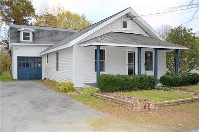 Glenfield NY Single Family Home A-Active: $124,900