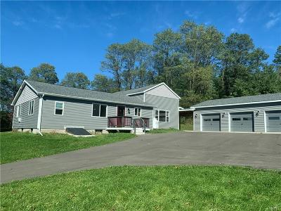 Single Family Home A-Active: 205 Chipman Corners Road