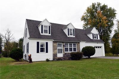 Whitesboro Single Family Home A-Active: 5315 Wilcox Road