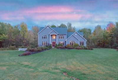 Jefferson County, Lewis County Single Family Home A-Active: 16152 Deer Run Road