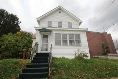 Single Family Home For Sale: 221 West Street