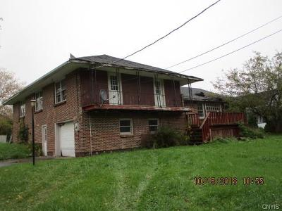 St Lawrence County Single Family Home A-Active: 574 Van Buren Road