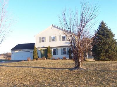 Oneida County Single Family Home A-Active: 4282 Sholtz Road