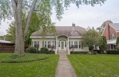 Rome Single Family Home A-Active: 1403 North George Street