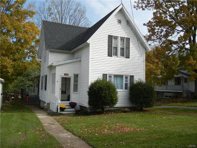 Lowville NY Single Family Home A-Active: $149,900