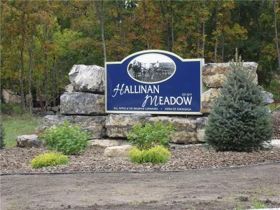Syracuse Single Family Home A-Active: Lot 4 Hallinan Drive