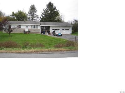 Single Family Home Sold: 4239 State Route 26 Road