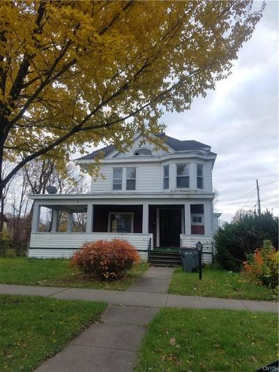 Rome Single Family Home A-Active: 110 East Bloomfield Street West