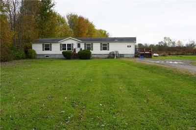 Madison County Single Family Home A-Active: 4265 Kelley Road