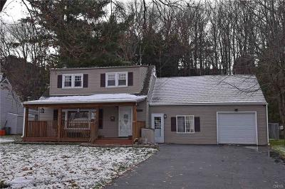 Utica Single Family Home A-Active: 1406 Hillside Road