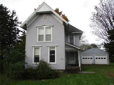 Single Family Home A-Active: 3373 State Route 34