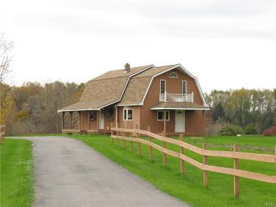 Herkimer County Single Family Home U-Under Contract: 520 North Creek Road
