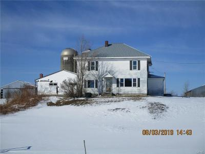 Single Family Home A-Active: 30201 Nys Route 126