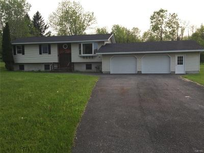 Single Family Home A-Active: 7992 State Route 104