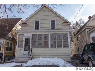 Herkimer County Single Family Home A-Active: 19 South Fifth Avenue