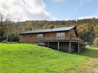 Single Family Home A-Active: 6399 West Scott Road