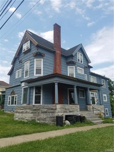 Syracuse Multi Family 5+ A-Active: 1624 West Genesee Street