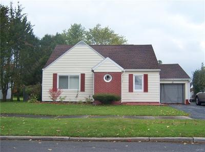 Utica Single Family Home A-Active: 1226 Greenview Drive