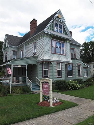 Sherburne Single Family Home A-Active: 3 South Main Street